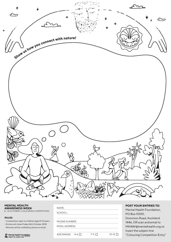 MHAW Colouring Competition page 001